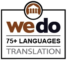 75+ Languages document translation services