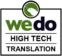 High Tech document translation services