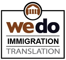 Immigration document translation services